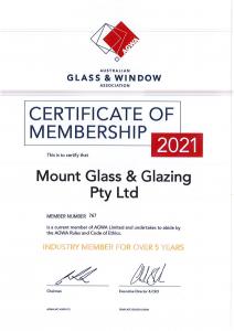 AGWA Membership 2021